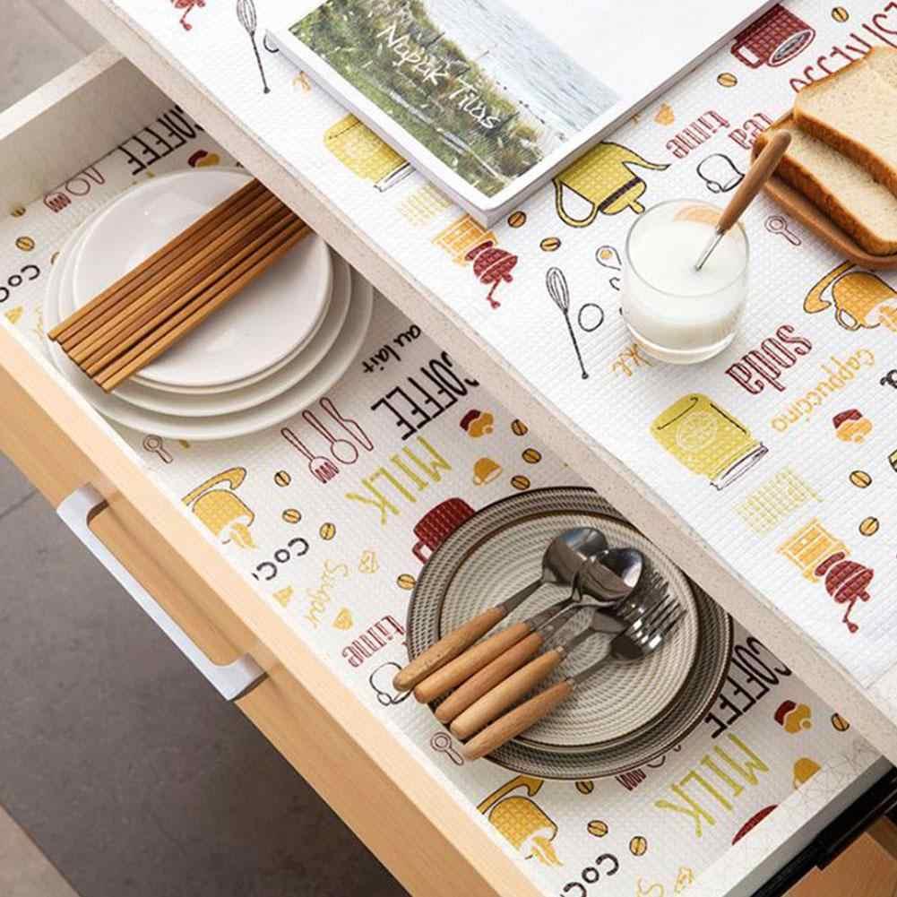 Ne\'w Kitchen Table Mat Drawers Cabinet Shelf Liners Non Slip ...