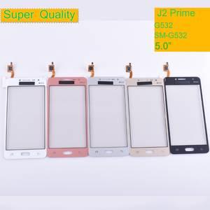 Touchscreen SM-G532 Galaxy Samsung J2 Prime Digitizer-Panel-Sensor Outer-Lens Front-Glass
