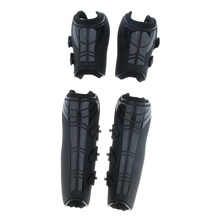 Horse Exercise Jumping Boots Open Front Jumping Tendon Boot & Fetlock Boots