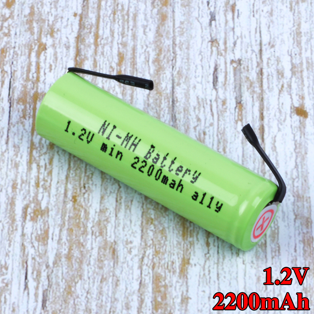 AA Replacement Battery for <font><b>Philips</b></font> HQ46 HQ460 <font><b>HQ481</b></font> HQ482 HQ483 HQ485 HQ662 HQ384 HQ6675 HQ6090 HQ5817 razor Shavers Batteries image