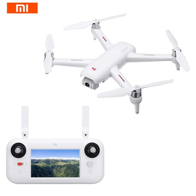 InStock Xiaomi FIMI A3 5.8G GPS Zangão 1 KM 25 Minutos Com 2-eixo Cardan FPV 1080 P câmera HD RC RTF Quadcopter Profissional