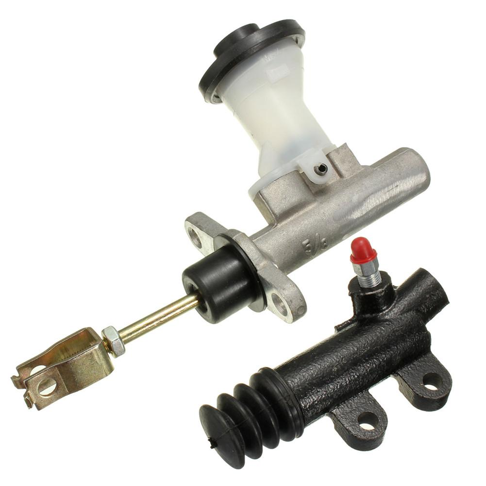 Car Cylinder Set Clutch System Master With Slave Cylinder For <font><b>Toyota</b></font> 88-97 <font><b>Hilux</b></font> <font><b>LN106</b></font>/107 /111 2.8D image