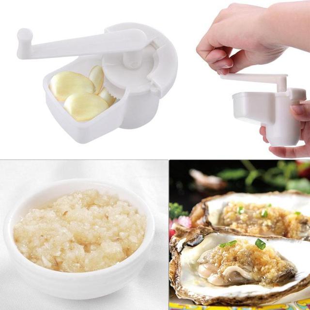 Многофункциональный кухонный инструмент картофель чеснокодавилка фрукты инструмент для овощей пластиковые прессы для чеснока и имбиря Кухонные гаджеты