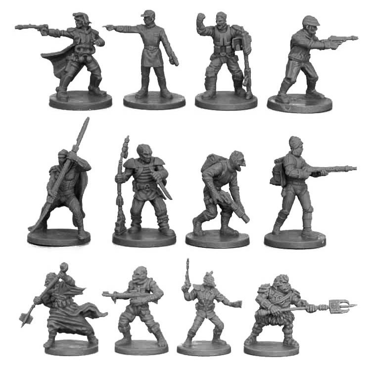 Image 4 - 1/48 Scale Model Star Wars Soldier Resin Figure Wargame Diy Kit Hobby Tool Imperial Assault Giocattoli Free Shipping-in Model Building Kits from Toys & Hobbies