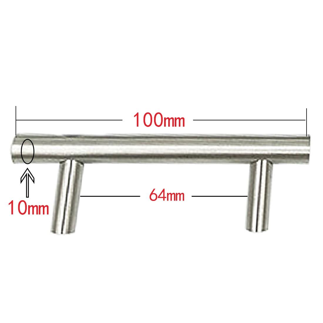 Pull Knob Cabinet Knobs Furniture Handle 100mm 500mm
