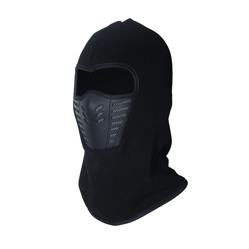 1 Pc Warm Verdickt Balaclava Haube Winddicht Winter Sport Radfahren Snowboarden Ski Hüte Full Face Mask Neck Warmer Cap