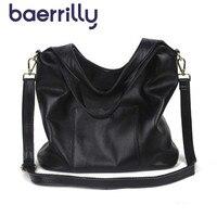 Fashion Genuine Leather Handbags Women Shoulder Bag Crossbody Bag For Women Luxury Brand Female HandBag Messenger Bags Sac Femme