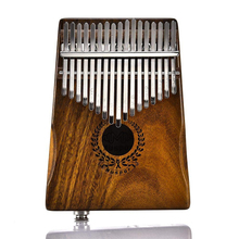 Muspor EQ Kalimba 17 Keys Thumb Piano Acacia Mbira Kalimba 17 Keys Kalimba Thumb Piano Mbira Thumb Piano Kids Kalimba Instrument kalimba piezo pickup mbira accessories thumb piano pick up musical instruments