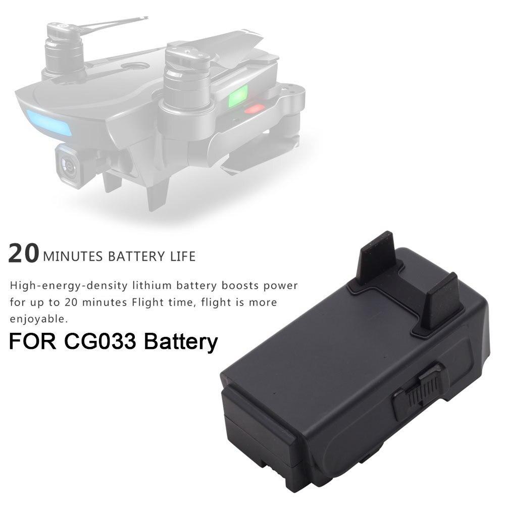 AOSENMA Rc CG033 piezas de batería Gps Drone batería de repuesto 11,1 v 1500 mah-mientras que piezas de repuesto Quadcopter Fpv Drone wifi ZLRC