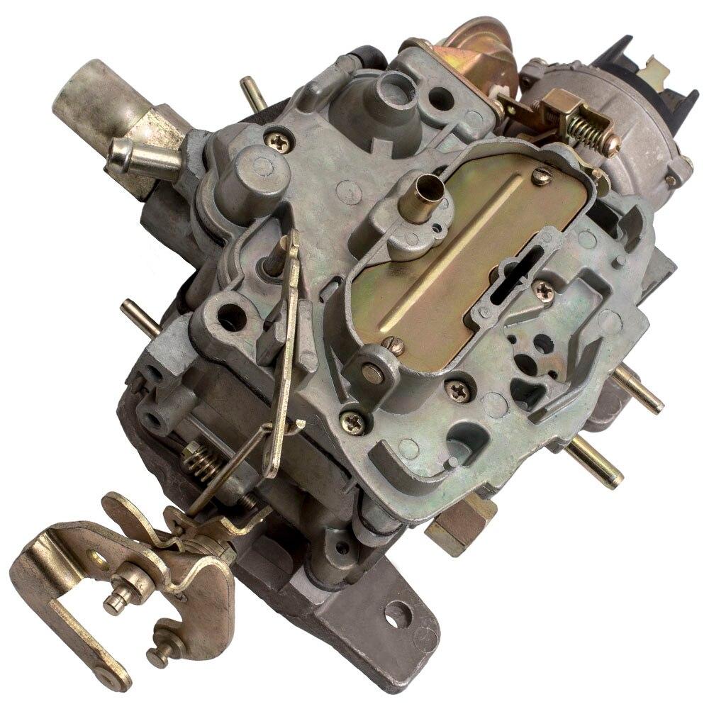 Carburetor For Chevy Buick Dual Jet 2BBL Chevro 305 350ci V8 1977-1979