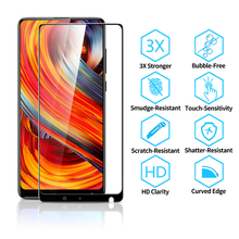 for Xiaomi Mix 2 2s Screen Protector For 9 9Se Tempered Glass 3x Stronger 3d Full Coverage Mi9 Film