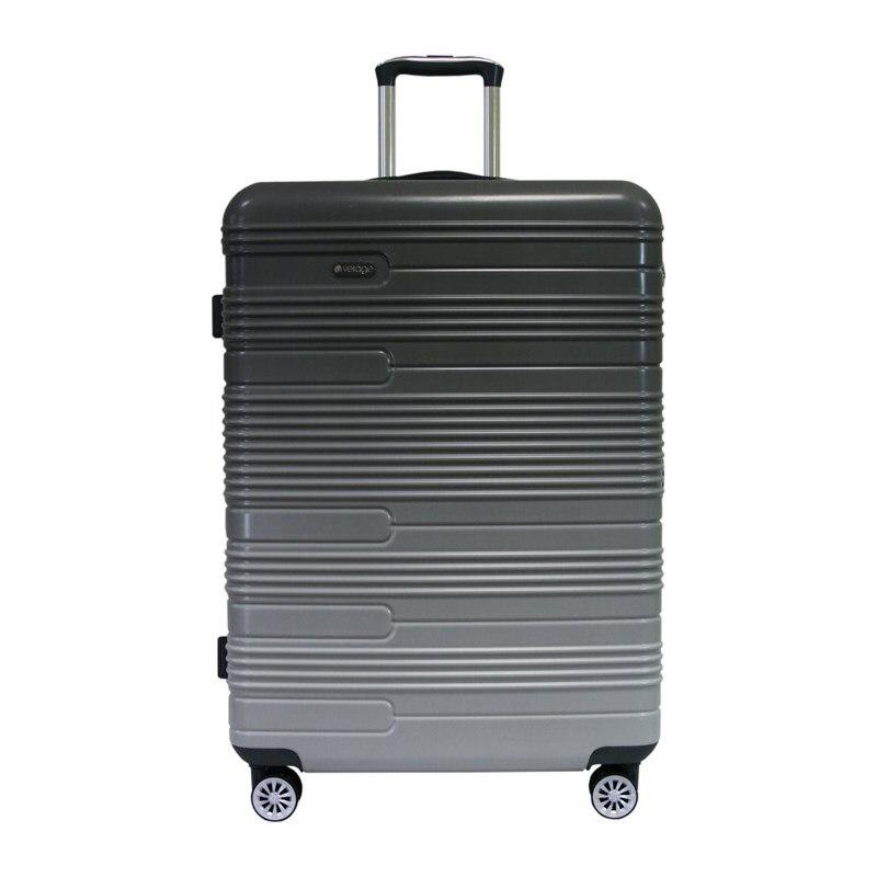 Suitcase-trolley Verage GM16037W28 gray suitcase trolley verage gm17072w24 black