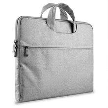 Чехол для ноутбука N001 с мягкой застежкой-молнией 11, 12, 13, 15, 15,6 дюймов, чехол для Macbook Air 13 Pro retina 15, сумки для ноутбука