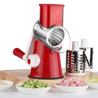Manual Multi function Vegetable Cutting Machine Accessories Kitchen Slicer Round Cheese Kitchen Gadget cuisine potato