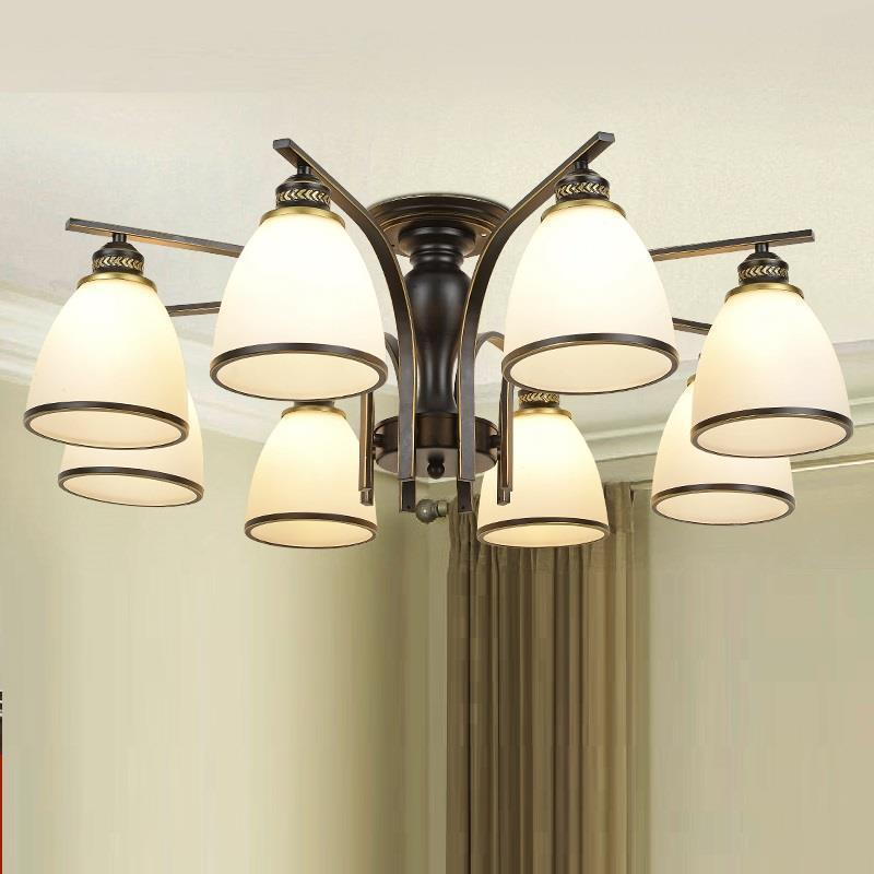 Lampen Modern For Living Room Deckenleuchten Lampada Plafond Lamp Luminaria De Teto Lampara Techo Plafonnier Ceiling Light in Ceiling Lights from Lights Lighting