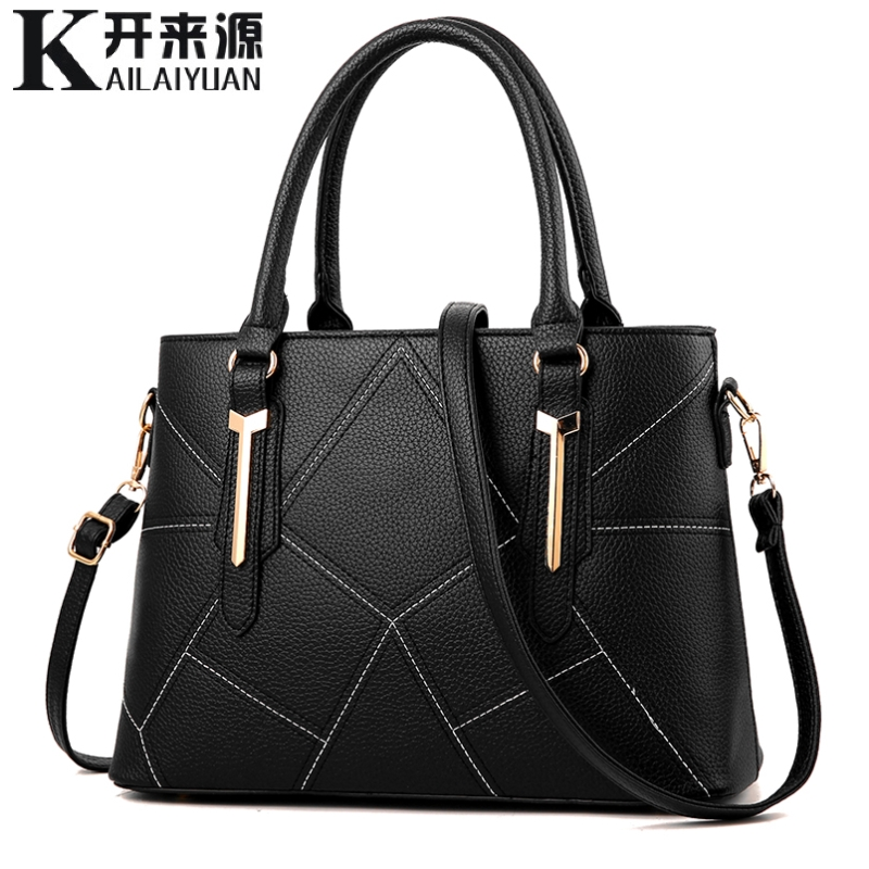 KLY 100% Genuine leather Women handbags 2019 New Female Korean version of the sweet and stylish womens bag slung shoulder bagKLY 100% Genuine leather Women handbags 2019 New Female Korean version of the sweet and stylish womens bag slung shoulder bag