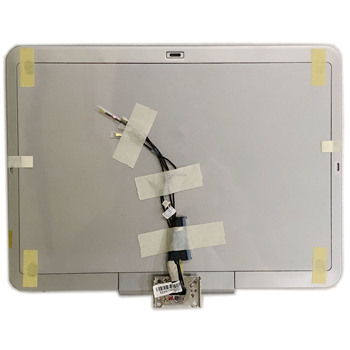"""12.1"""" LCD LED Touch Screen Glass LCD SCREEN Digitizer Assembly Upper Half Part CABLES HINGES For HP Elitebook 2760P 2760"""