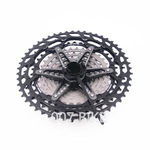 Image 4 - Shimano DEORE XTR CS M9100 Cassette 12 speed Freewheel 10 45T 10 51T MTB M9100 Cassette Sprocket Mountain Bike Cog