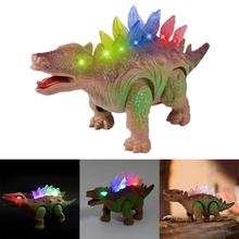 Light-up Years Children AAA As 450g Picture Toy Dinosaur Battery Plastic Simulation 3 Toy x Electric Old