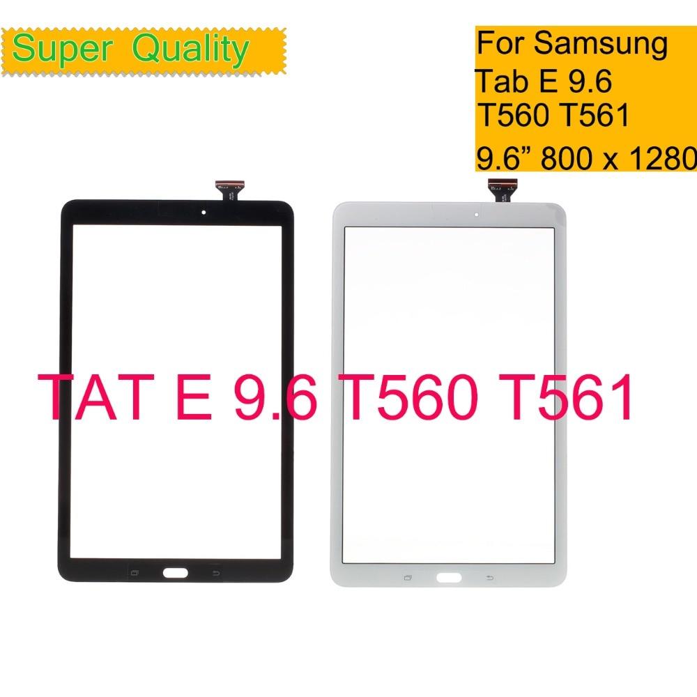 10 Pcs/lot écran tactile pour Samsung Galaxy Tab E 9.6 SM T560 SM T561 T560 T561 écran tactile numériseur panneau capteur tablette verre-in Panneaux et tablettes LCD from Ordinateur et bureautique on AliExpress - 11.11_Double 11_Singles' Day 1