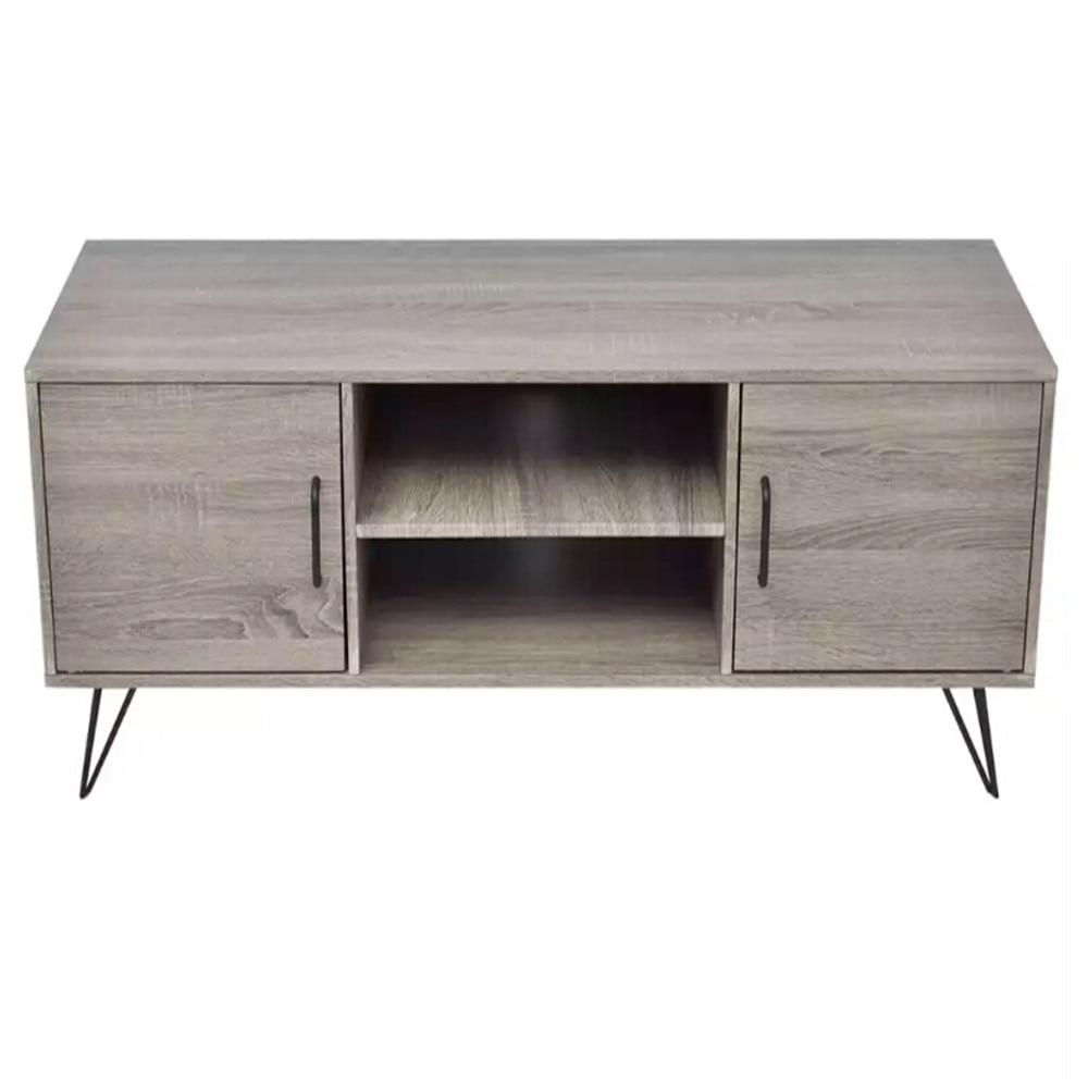 ТВ шкаф VidaXL 120x40x45 см серый ТВ стенд для гостиной мебель для дома ТВ стол современный стиль модный ТВ шкаф 243449