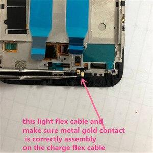 Image 5 - Axisinternational الأصلي ل شاومي Mi A1 MiA1 شاشة LCD عرض لوحة اللمس محول الأرقام مع الإطار ل MI5X Mi 5X العرض