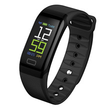 R7 fitness tracker color screen smart watch ios android for men women baby kids bracelet blood pressure wrist watches pedometer