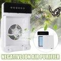 Очиститель воздуха с HEPA RC Smart touch дисплей отрицательных ионов формальдегида запахи дыма пыли PM2.5 воздушный свежий фильтр очиститель дома