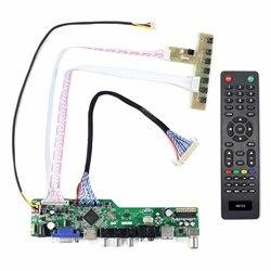 Hdmi Vga Av Usb Rf Lcd Controller Board Voor 22 Inch 1680X1050 Lcd-scherm Met Lvds Signaal Interface