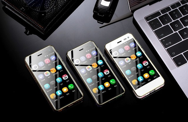 3.15 inch small mini android 8.1 Smartphones cheap 4G Quad Core new cell phone unlocked 32GB ROM mobile phones u2 5