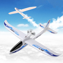 WLtoys F959 RC Airplane Sky King 2.4G 3CH N60 Motor RC Aircraft Wingspan RTF Remote Control Airplane LCD Transmitter Drones Toys