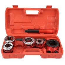 Dies Manual Plumber Pipe Threading Kit 1/2