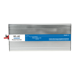 2000w pure sine wave inverter DC 12V/24V/48V to AC 110V/220V tronic power inverter circuits off-grid tie cheap 12 24 48 V