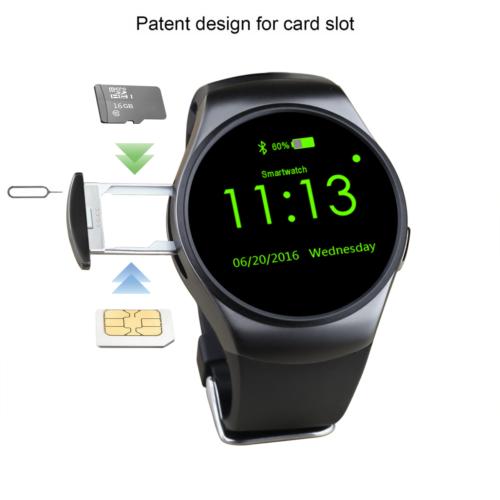 Waterproof Smart Bluetooth watch 16G+SIM bracelet sports meter heart rate test 2019 newestWaterproof Smart Bluetooth watch 16G+SIM bracelet sports meter heart rate test 2019 newest