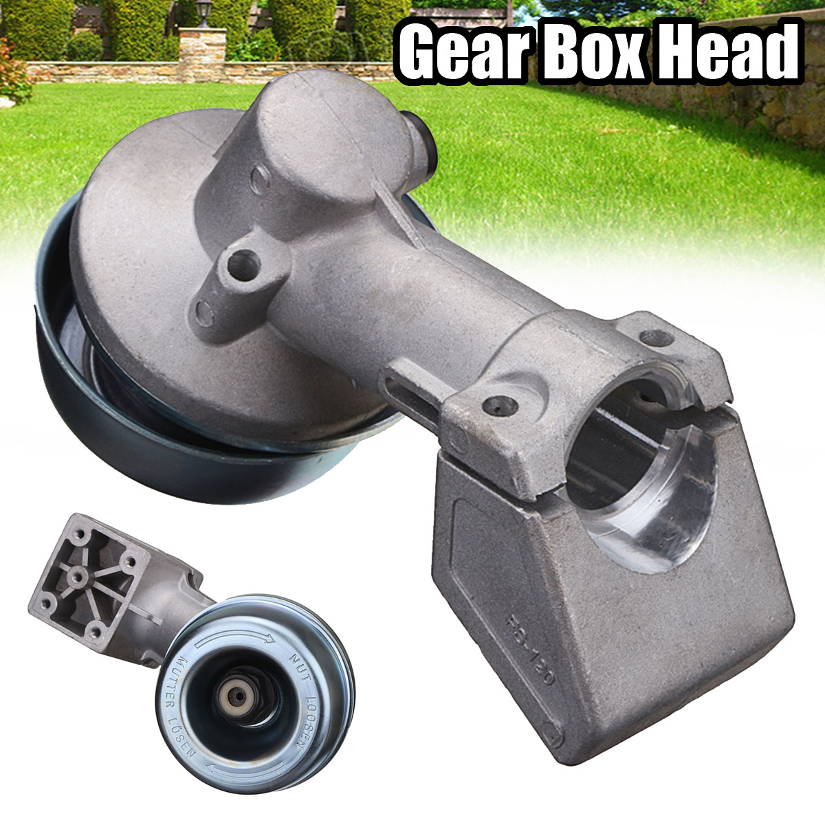 Image 5 - New Gear Box Head Replacement Fit Grass Trimmer Brush Cutter for STIHL FS44 FS55 FS72 FS74 FS75 FS76 FS80 FS85 FS90 FS100 FS110-in Tool Parts from Tools