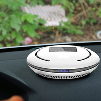 Powerful Air Freshener Sterilization Portable Air Purifier Cleaner Car Ionic Non Toxic Remove Odor