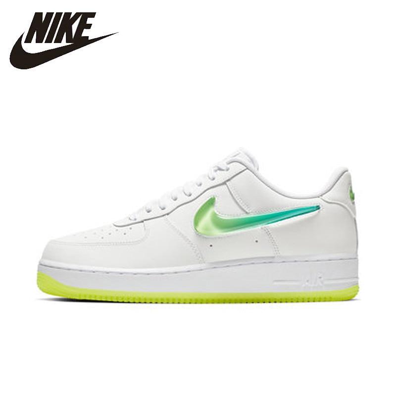 NIKE AIR FORCE 1 '07 Men's Skateboarding shoes Outdoor Comortable Non-slip Casual Shoes # AT4143
