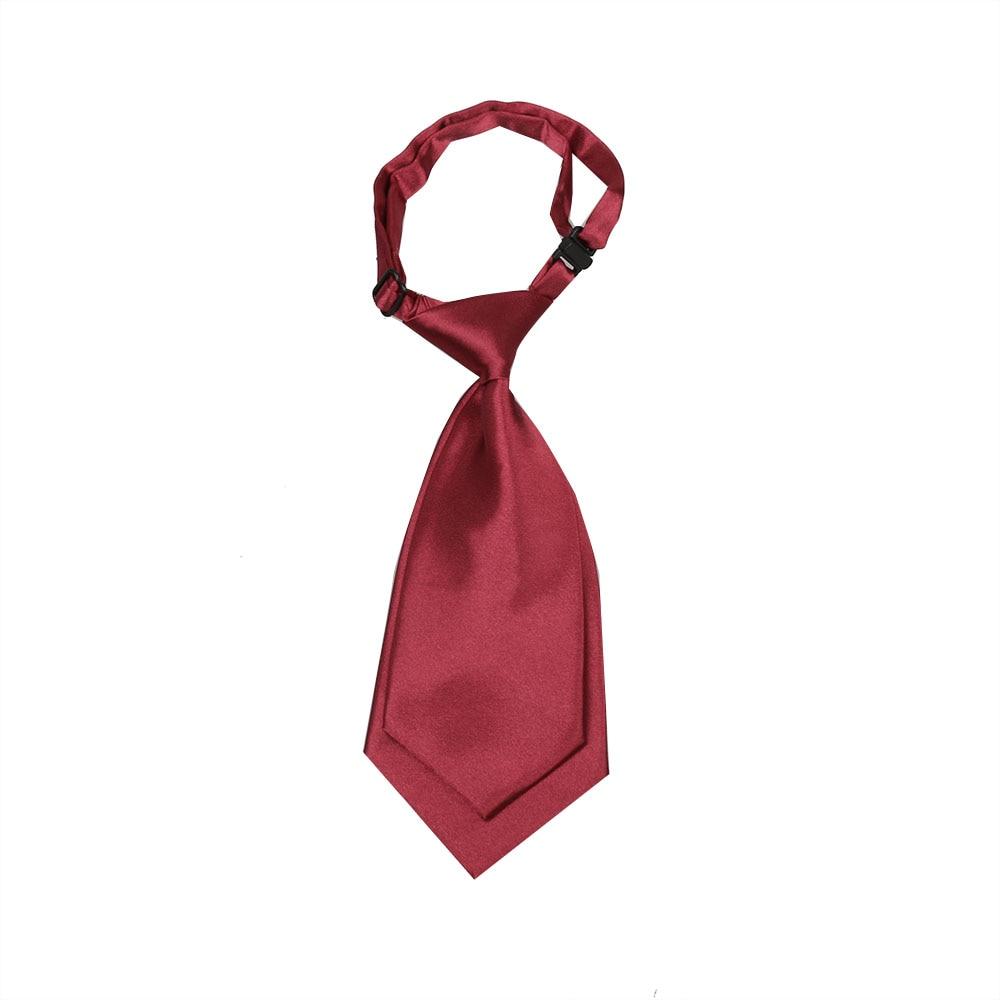 Fashion Boys Neck Tie Kids Ties For Children Small Necktie