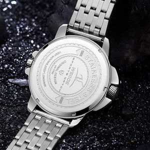 Image 5 - WEIDE גברים שעונים ספורט צבאי רצועת לבן חיוג תנועה אנלוגי שעון קוורץ שעוני יד עמיד למים Relogio Masculino reloj