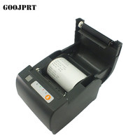 Pos systeem 80mm Thermische Printer USB/NETWERK Keuken Printer Restaurant Printer Kassier Printer Printers    -
