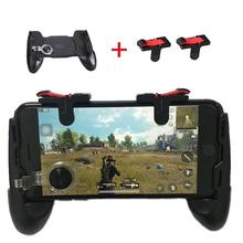 Mobile Game Controller Sensitive Shoot Aim Keys  Gaming Triggers L1R1 for PUBG/Knives Out/Rules Survival,Supports 4.7-6.4 inche