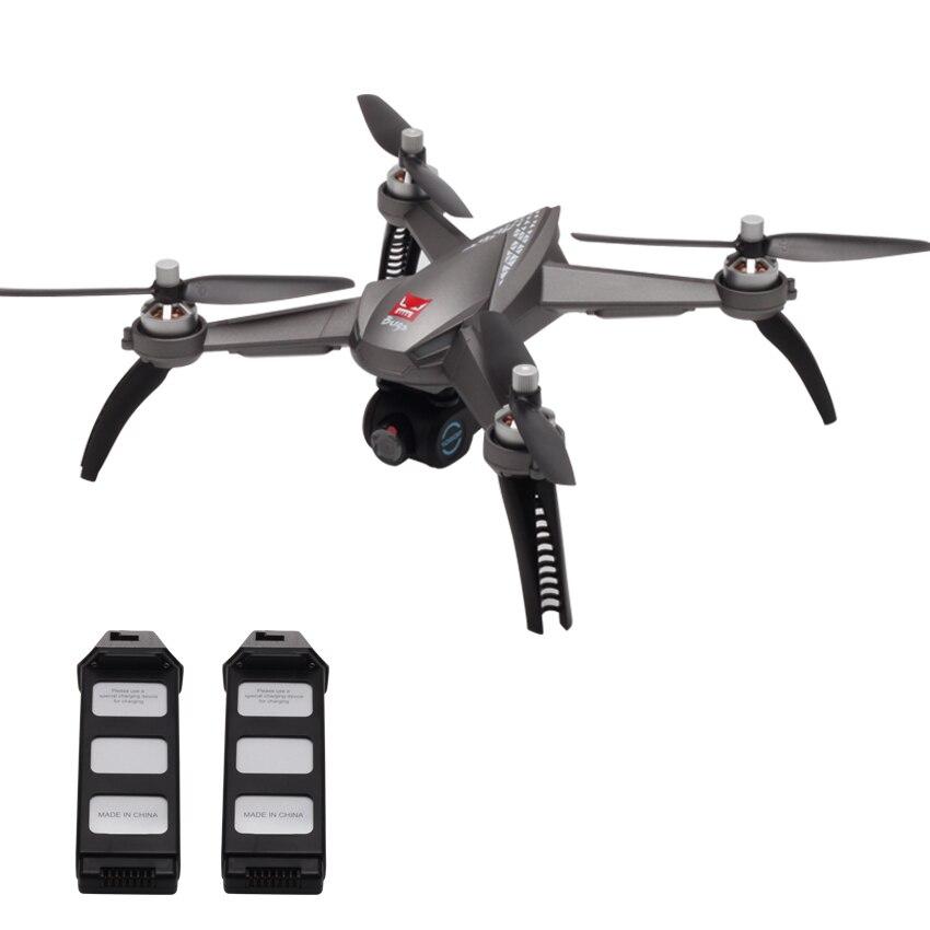 Professionnel Caméra Drone MJX B5W 5 W Drone rc 5G WiFi FPV 1080 P Caméra/Waypoints/Point De intérêt/Maintien D'altitude/Une Clé Suivre