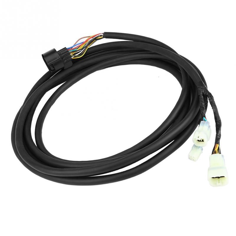 16 Ft Black Wiring Harness For Honda Or Suzuki 32580 Zw1 V01 32580zw1v01 Car Accessories Brand