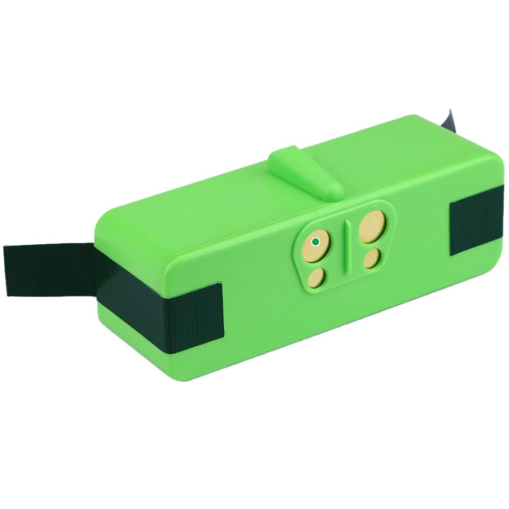 6.4Ah 14,8 V li-ion Батарея для Roomba 500 600 700 800 Series 510 530 550 560 650 770 780 790 870 880