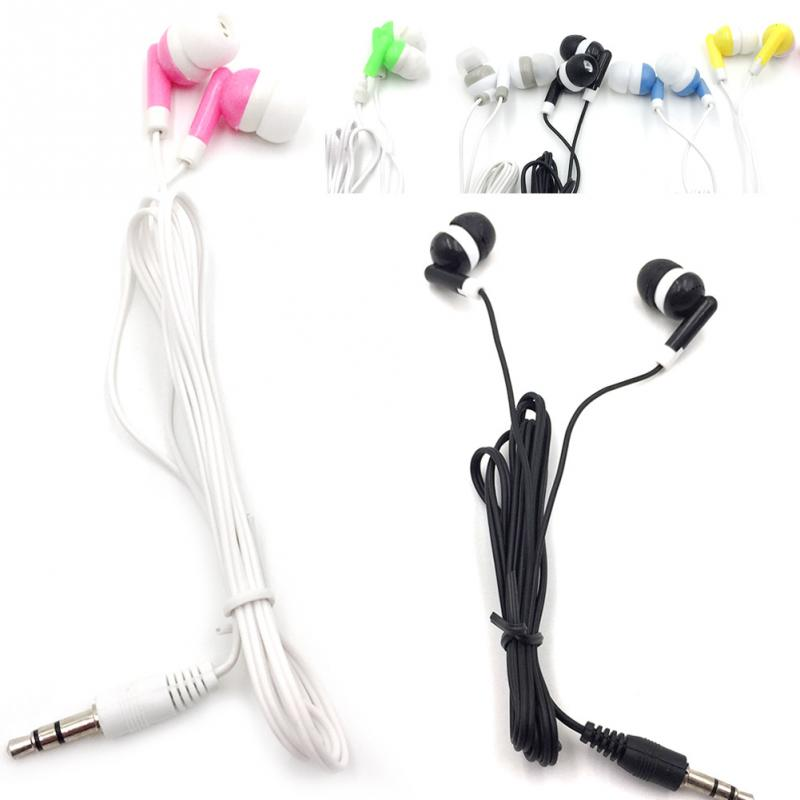 New Fashion Stereo In-Ear Earphone Music Sports Headset Earbuds 5 Colors High Quality  #2