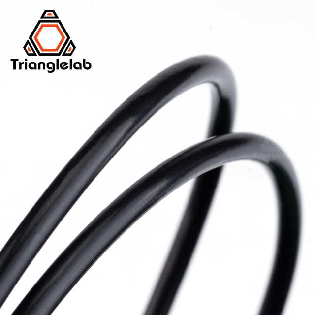 Trianglelab PTFE Tube Teflonto TL-Feeder hotend RepRap Rostock Bowden Extruder 1.75mm ID1.9mmOD4mm Capricornus tube 5