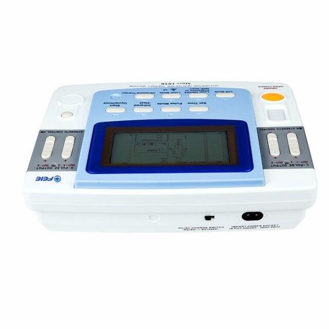 Самые продаваемые интегрированные ультразвуковые десятки физиотерапевтическое оборудование с подогревом EA VF29 Бесплатная доставка