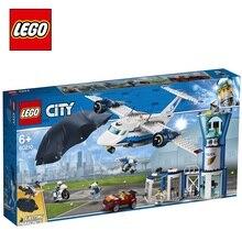 Конструктор LEGO City Police 60210 Воздушная полиция: авиабаза