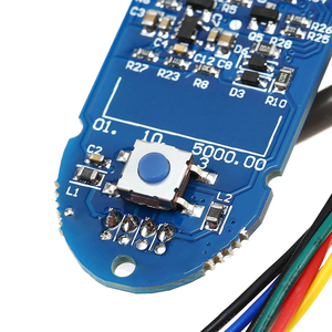 Image 5 - Scooter Dashboard Battery Indicator Switch Panel Circuit Board for M365 Electric Scooter Electric Bicycle Controller