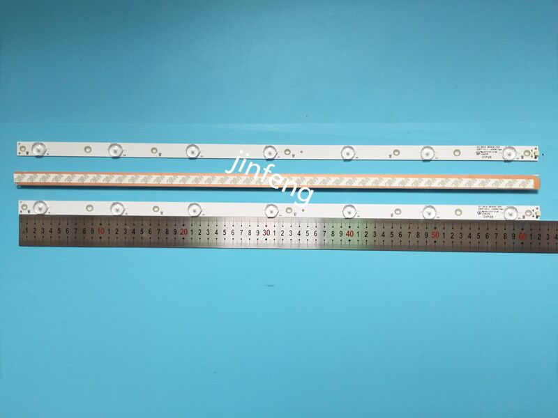 Fashion Style New 10set=30 Pcs 7led 620mm Led Backlight Strip For Kdl-32r330d 32phs5301 32pfs5501 Lb32080 V0 E465853 E349376 Tpt315b5 Aesthetic Appearance 3v